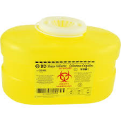 Sharps Container 3.1 liter