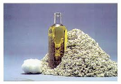 Filtered and sterile Cottonseed Oil