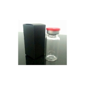 Black vial box, 10mL, Pk 100