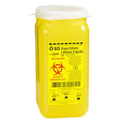 sharps container 1.4 liter